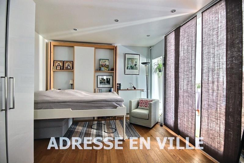 Verkoop  appartement Levallois-perret 355000€ - Foto 8