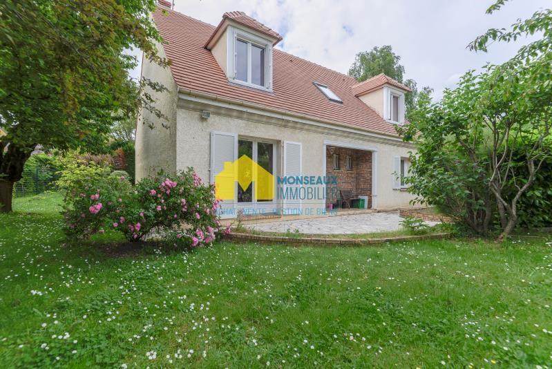 Vente maison / villa Ballainvilliers 435000€ - Photo 9
