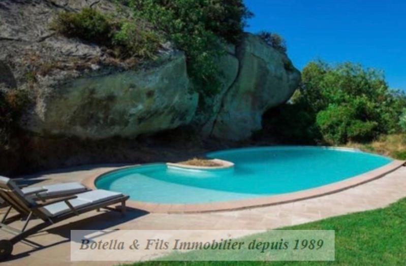 Verkoop van prestige  huis Villeneuve les avignon 936000€ - Foto 2