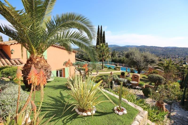Vente de prestige maison / villa Peymeinade 580000€ - Photo 4