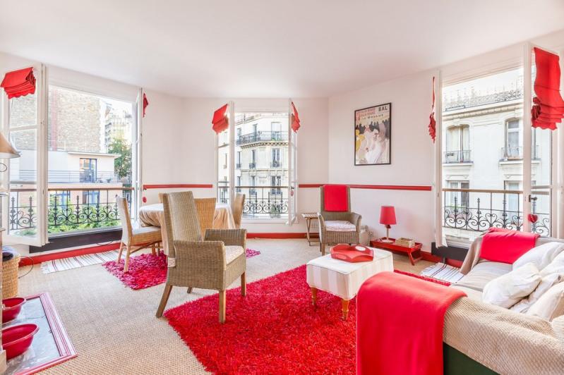 Vente appartement Paris 18ème 665000€ - Photo 2