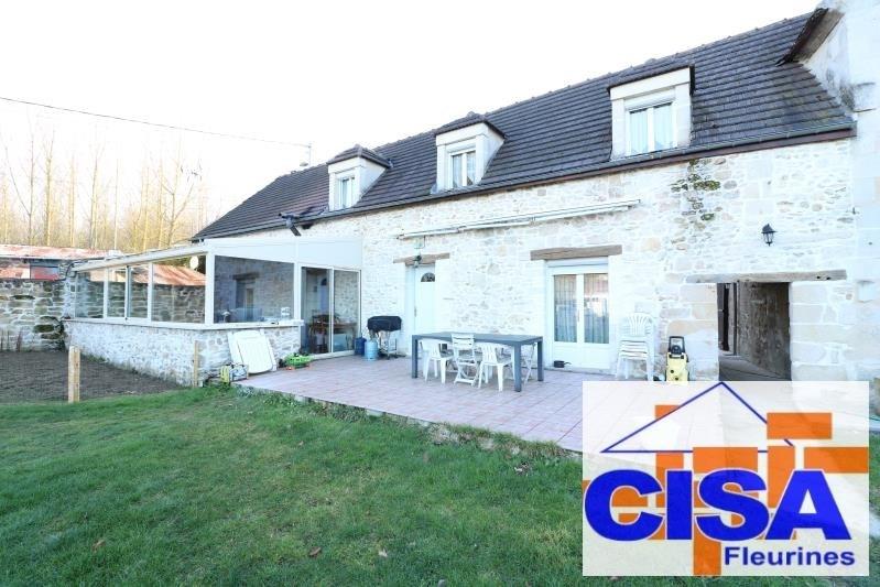 Vente maison / villa Verberie 287000€ - Photo 1