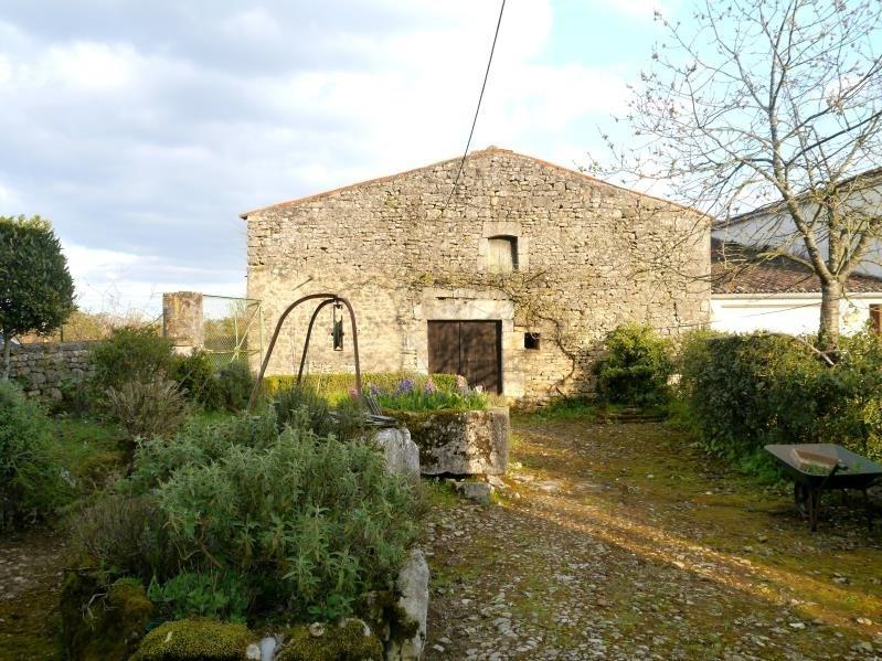 Vente maison / villa St simon de pellouaille 81000€ - Photo 9