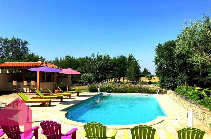 Deluxe sale house / villa Labastide beauvoir 880 000€ - Picture 9