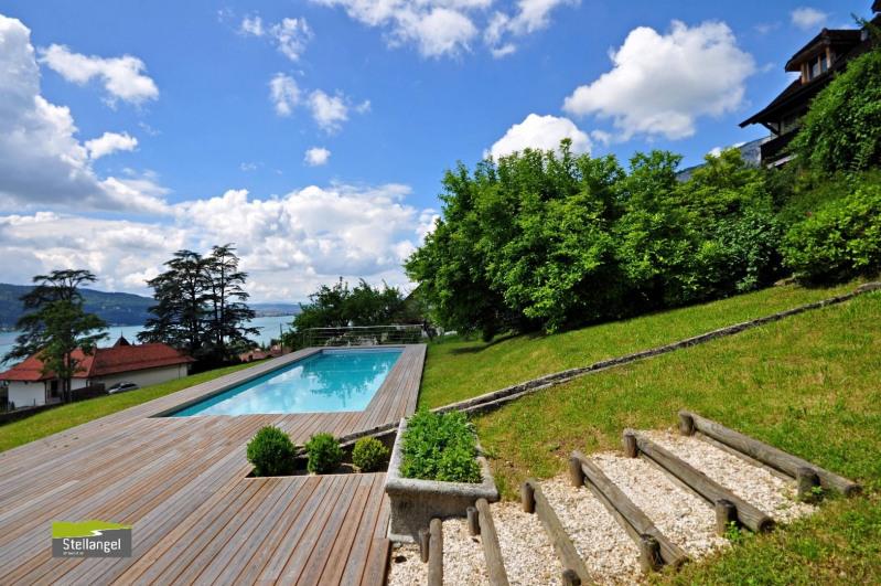 Deluxe sale house / villa Veyrier du lac 1785000€ - Picture 2