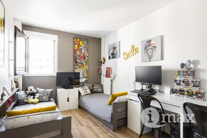 Sale apartment Levallois 595 000€ - Picture 4
