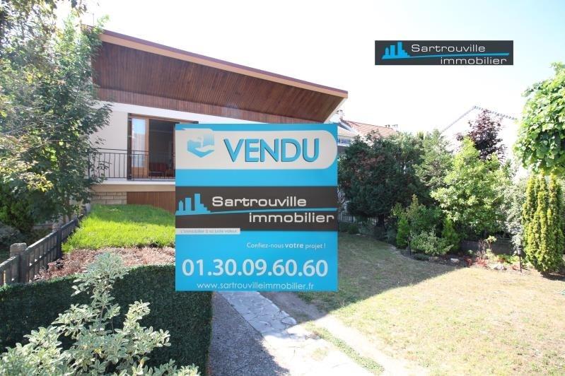 Verkauf haus Sartrouville 499000€ - Fotografie 1