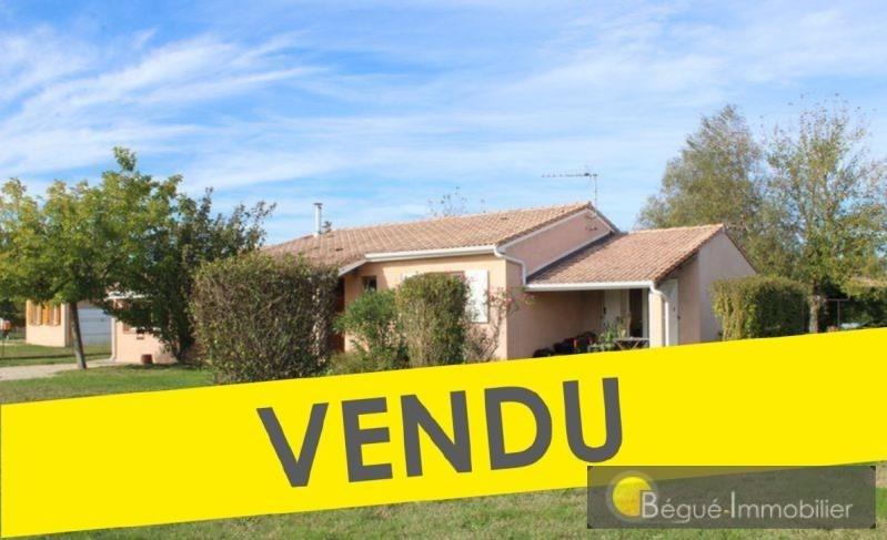 Sale house / villa St lys 286000€ - Picture 1