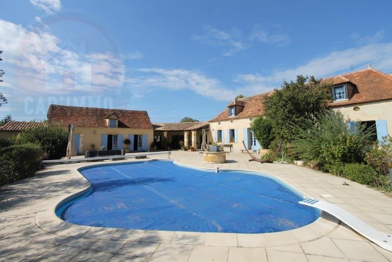Vente de prestige maison / villa Bergerac 520000€ - Photo 1