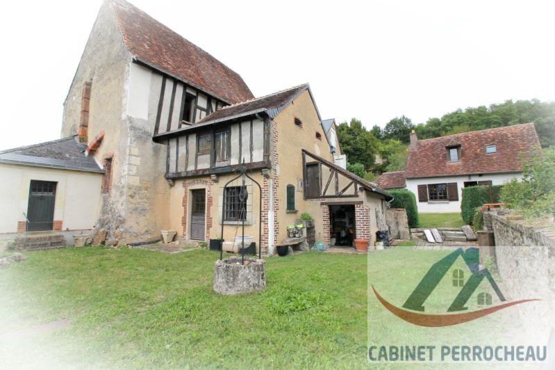 Vente maison / villa La chartre sur le loir 172000€ - Photo 1