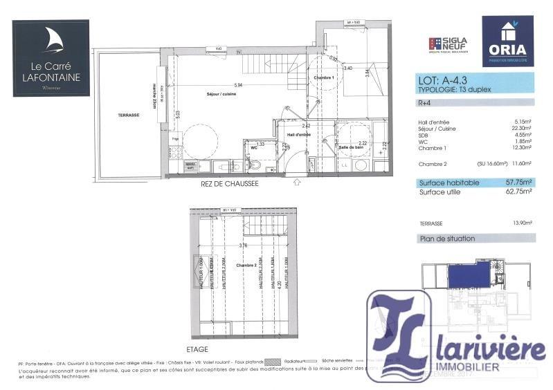 Sale apartment Wimereux 310000€ - Picture 2