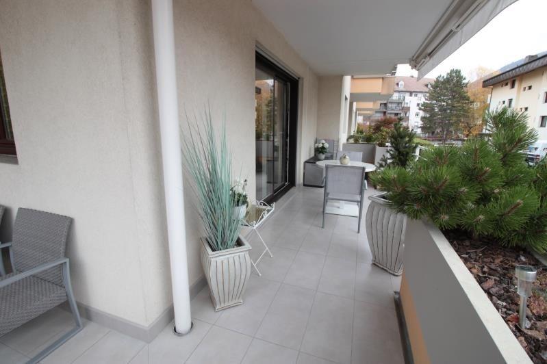 Vente de prestige appartement Annecy le vieux 696500€ - Photo 5