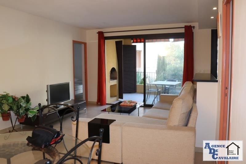 Sale apartment Cavalaire sur mer 348 000€ - Picture 1