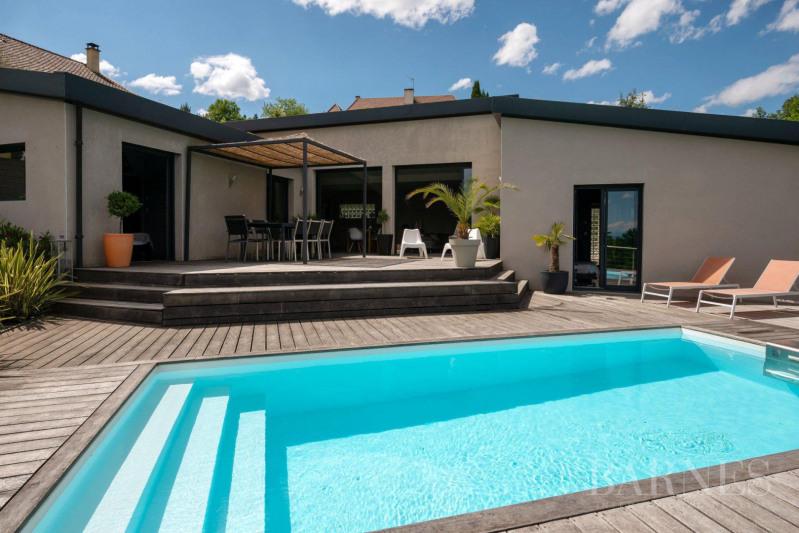 Vente de prestige maison / villa Saint-didier-au-mont-d'or 1050000€ - Photo 3