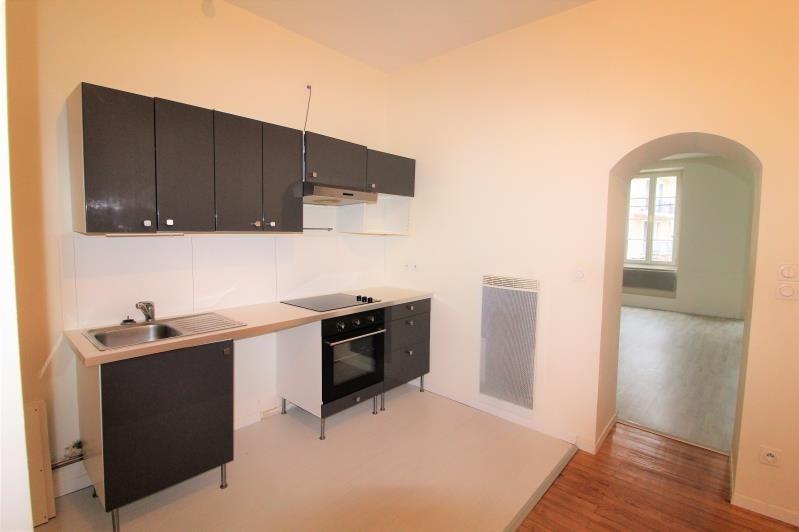 Venta  apartamento Voiron 135000€ - Fotografía 1
