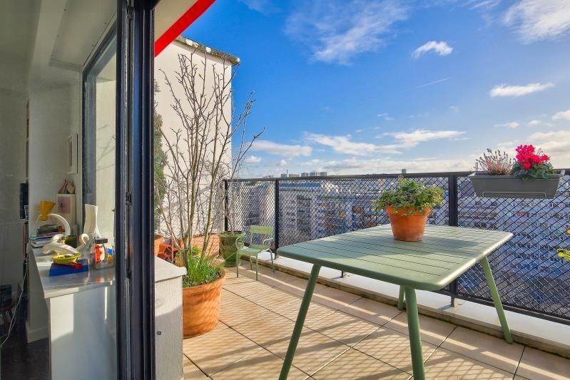 Rental apartment Paris 16ème 2750€ CC - Picture 3