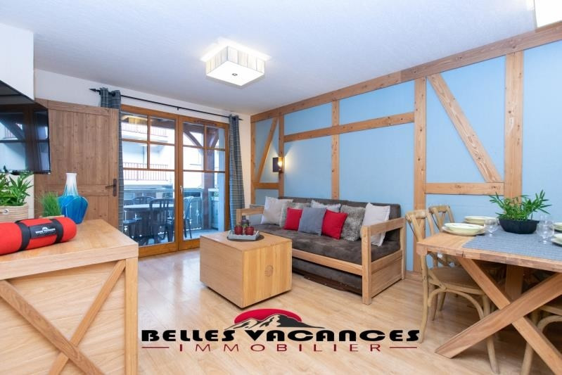 Deluxe sale apartment St lary soulan 141750€ - Picture 1