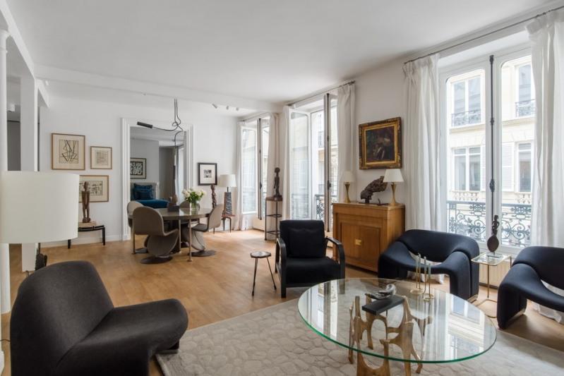 Vente de prestige appartement Paris 6ème 1850000€ - Photo 2