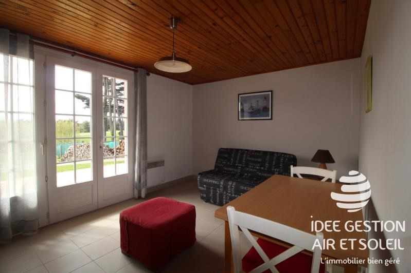 Sale apartment Le palais 92 920€ - Picture 2