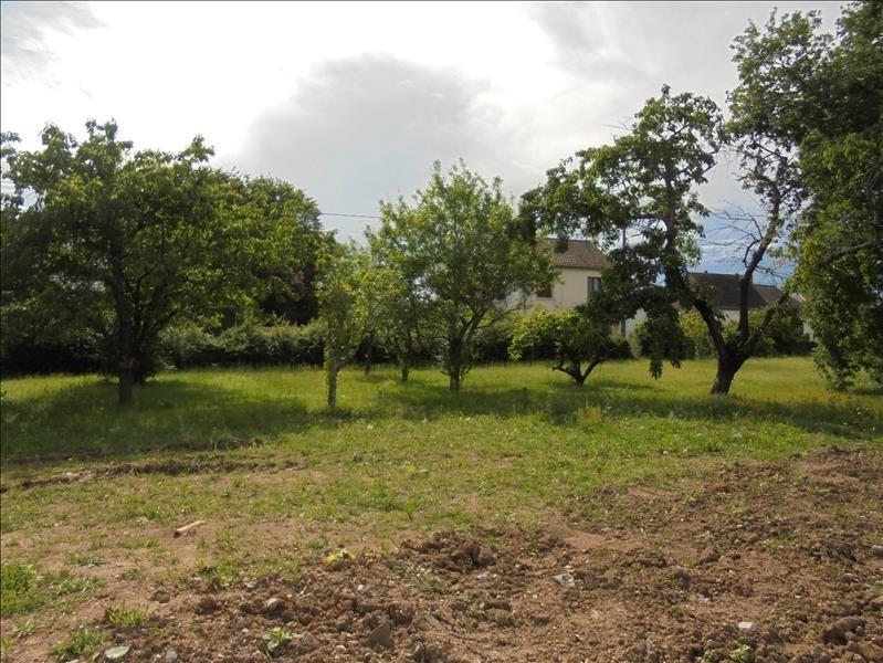Vente terrain Yzeure 70000€ - Photo 2