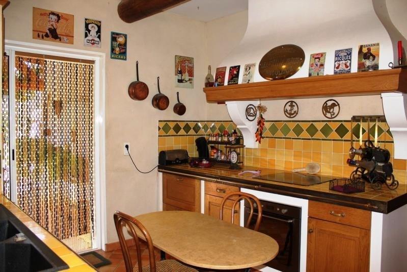 Vente maison / villa Rochefort du gard 530000€ - Photo 10