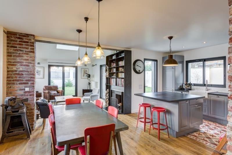 Vente de prestige maison / villa Bois colombes 1295000€ - Photo 2