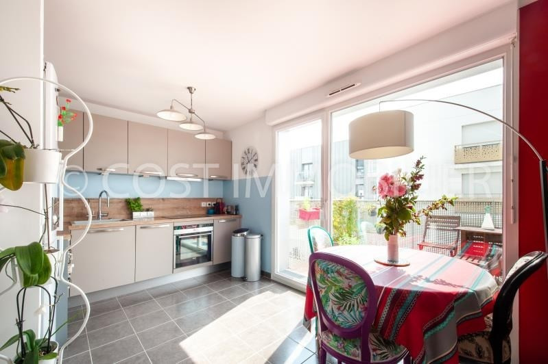 Venta  apartamento Asnieres sur seine 490000€ - Fotografía 3