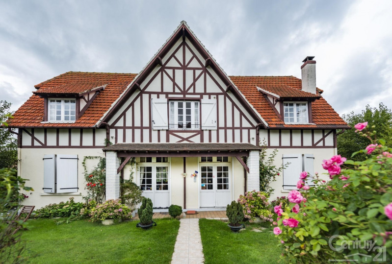 Revenda residencial de prestígio casa Cabourg 592000€ - Fotografia 1