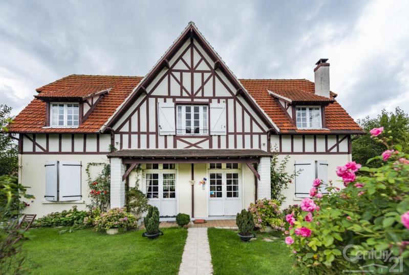 Deluxe sale house / villa Cabourg 592000€ - Picture 1