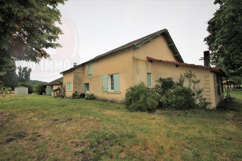 Vente maison / villa St pierre d'eyraud 93000€ - Photo 7