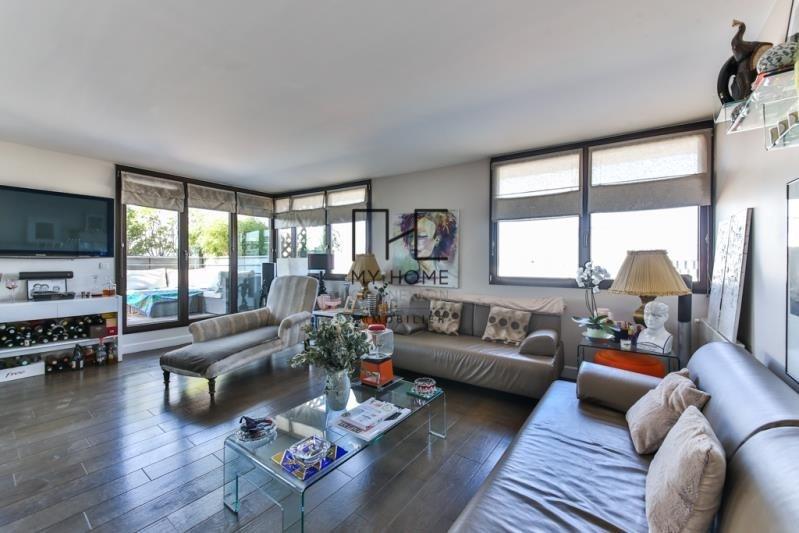 Immobile residenziali di prestigio appartamento Paris 17ème 1163000€ - Fotografia 3