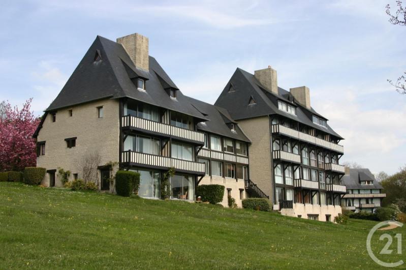 Verkoop  appartement Tourgeville 131000€ - Foto 2