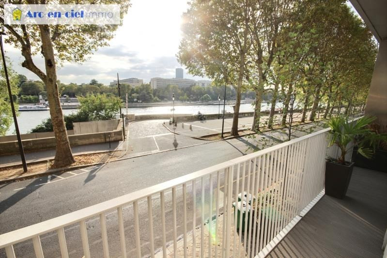 Vente de prestige appartement Paris 4ème 999000€ - Photo 1