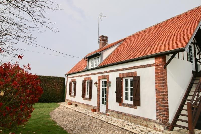 Vente maison / villa Conches en ouche 173500€ - Photo 1
