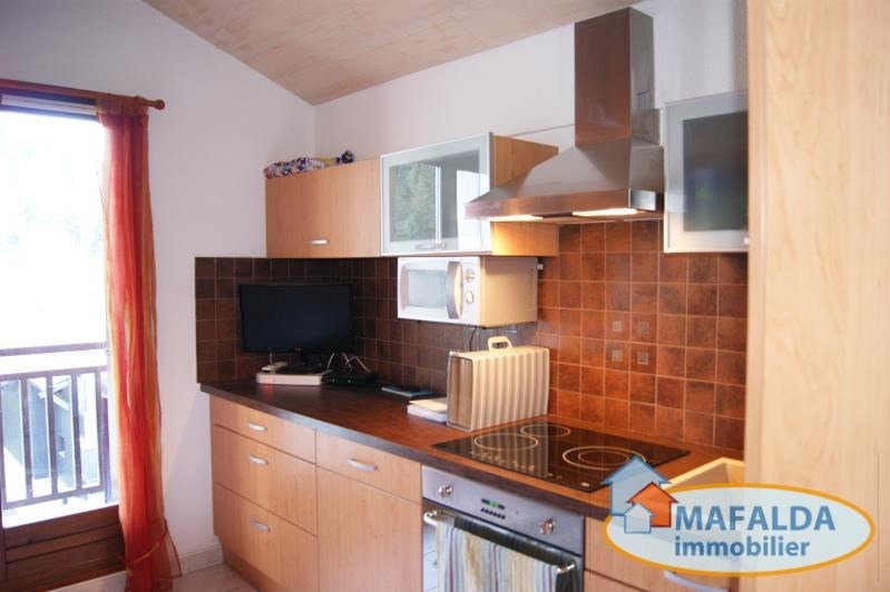 Sale apartment Mont saxonnex 72 000€ - Picture 1