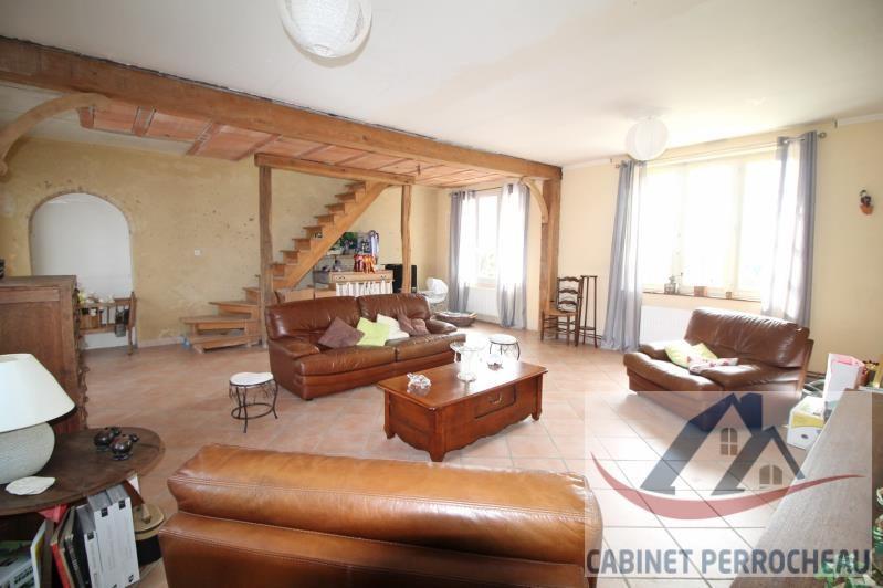 Sale house / villa Besse sur braye 263000€ - Picture 2