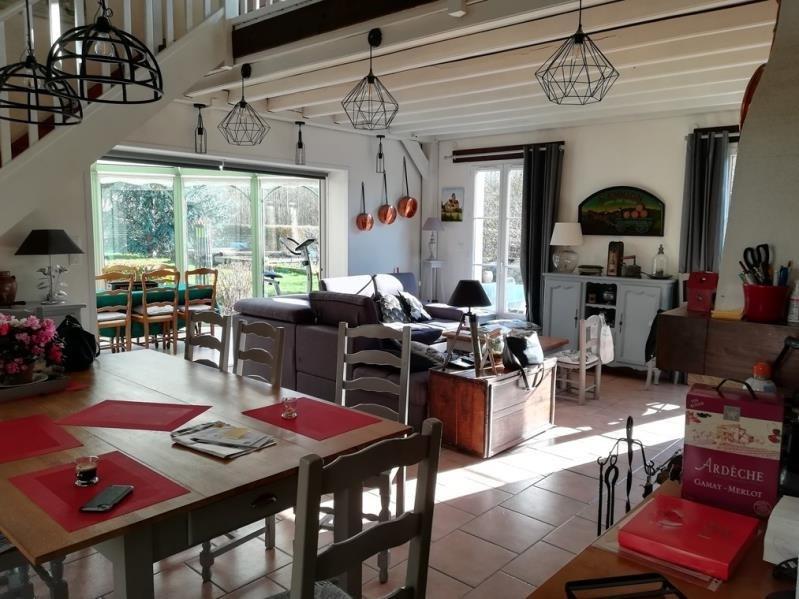 Sale house / villa Montreuil aux lions 240000€ - Picture 7