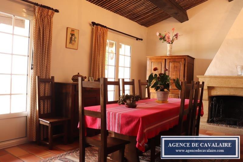Deluxe sale house / villa Cavalaire sur mer 624000€ - Picture 4