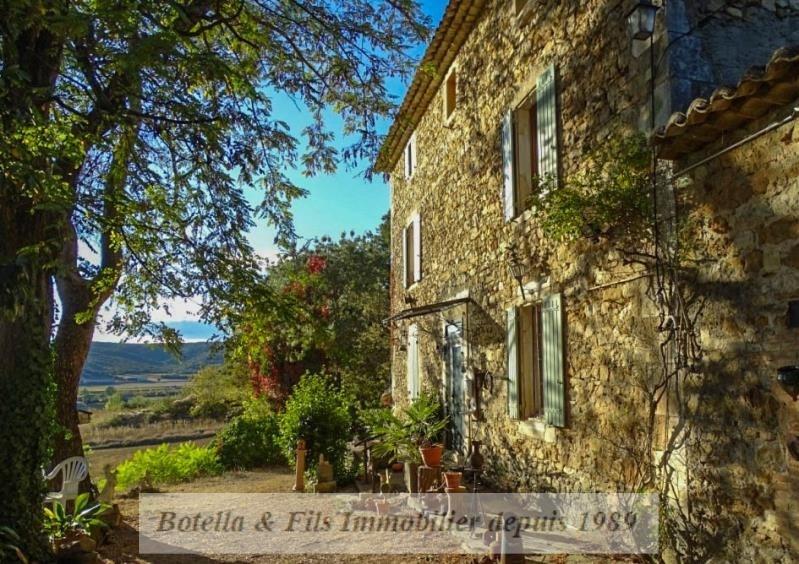 Vente de prestige maison / villa Uzes 474000€ - Photo 3