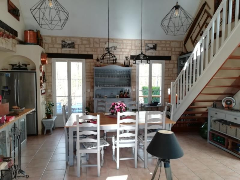 Sale house / villa Montreuil aux lions 240000€ - Picture 3