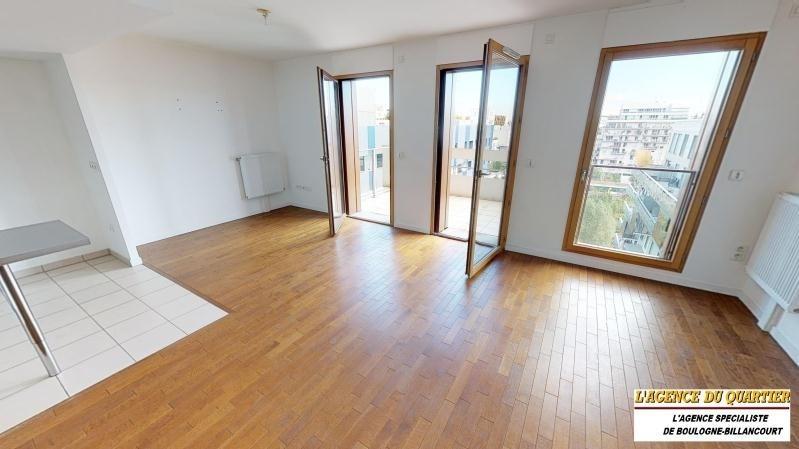 Sale apartment Boulogne billancourt 643000€ - Picture 4