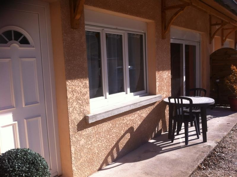 Sale apartment Oyonnax 97 000€ - Picture 1