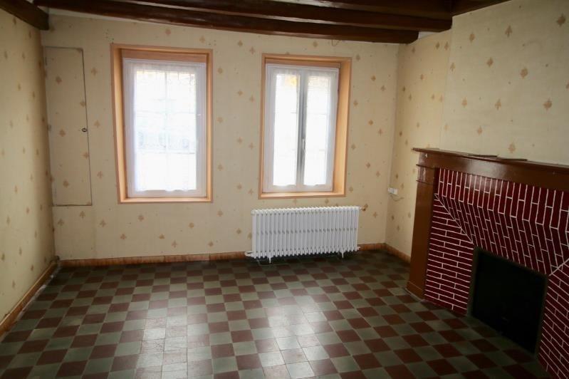 Sale house / villa Breteuil sur iton 86000€ - Picture 6