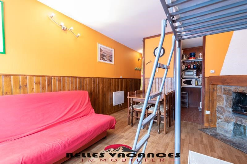 Sale apartment Saint-lary-soulan 50 000€ - Picture 3