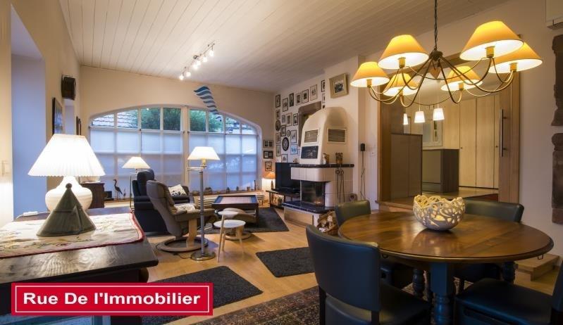Sale house / villa Niederbronn les bains 337500€ - Picture 1