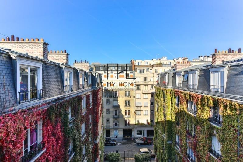 Verkauf von luxusobjekt wohnung Paris 16ème 1118000€ - Fotografie 9