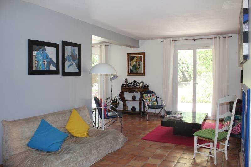 Sale house / villa Villeneuve les avignon 467600€ - Picture 5