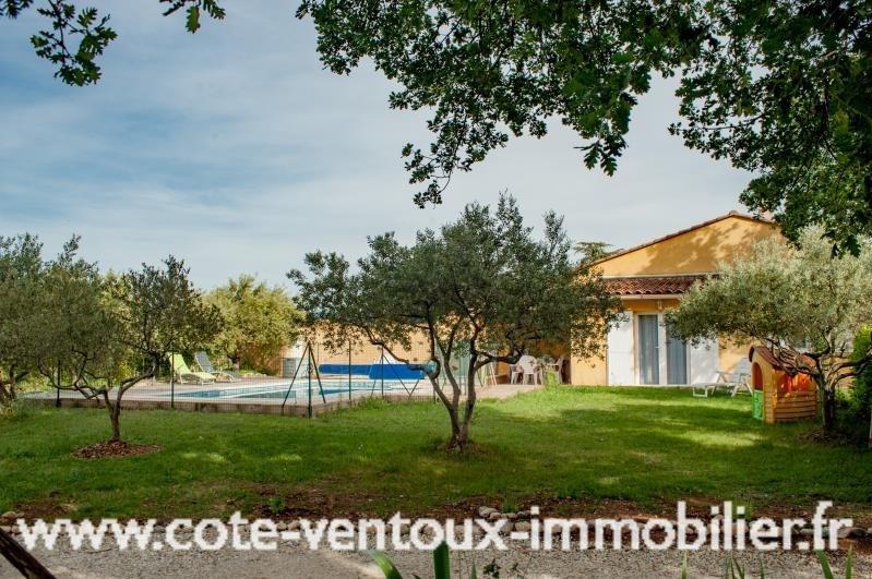 Vente maison / villa Mazan 493500€ - Photo 7