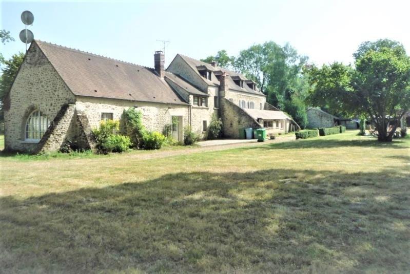 Deluxe sale house / villa Senlisse 1600000€ - Picture 2