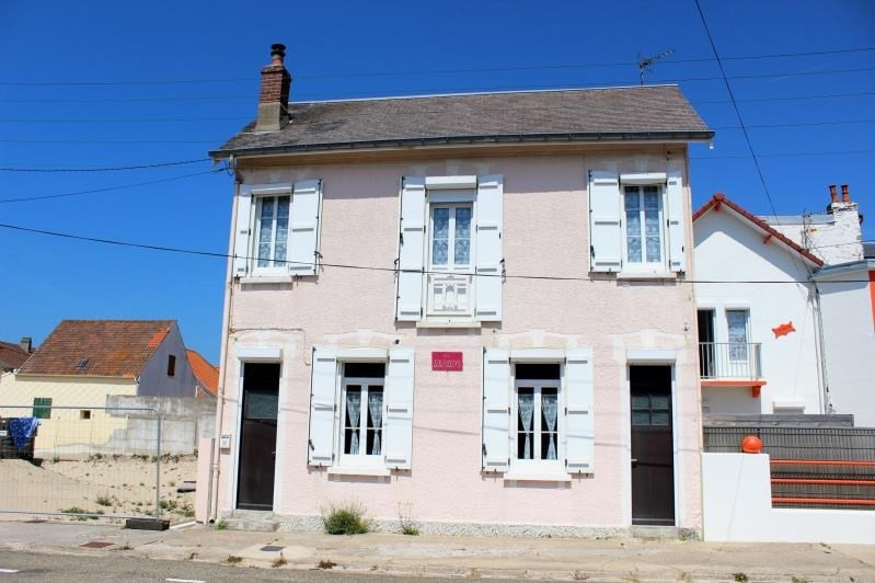 Vente maison / villa Fort mahon plage 192 000€ - Photo 1